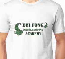 Bei Fong Metalbending Unisex T-Shirt