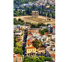 The Olympieion Photographic Print