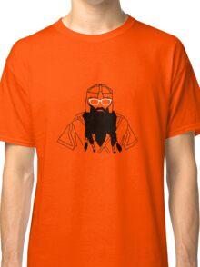 Hipster Dwarf (No Text) Classic T-Shirt