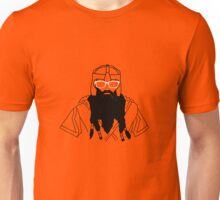 Hipster Dwarf (No Text) Unisex T-Shirt
