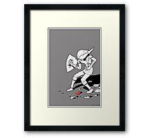 Legend of Zelda: Rupee Collector Framed Print