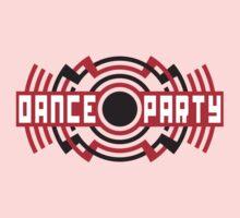 Loud dance party  Kids Tee