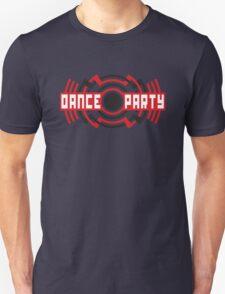 Loud dance party  Unisex T-Shirt