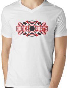 Loud dance party  Mens V-Neck T-Shirt
