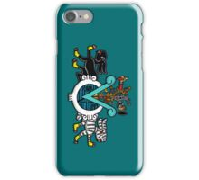 Ome Tochtli Xihuitl iPhone Case/Skin