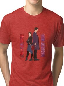 The Only Mystery Worth Solving Tri-blend T-Shirt