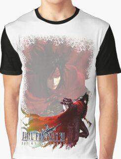 Vincent Valentine - Final Fantasy VII Advent Children Graphic T-Shirt