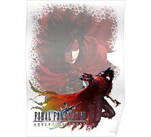 Vincent Valentine - Final Fantasy VII Advent Children Poster