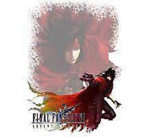 Vincent Valentine - Final Fantasy VII Advent Children Photographic Print