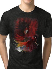 Vincent Valentine - Final Fantasy VII Advent Children Tri-blend T-Shirt