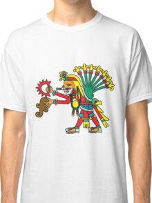 Chicome Xochitl Xochipilli Classic T-Shirt