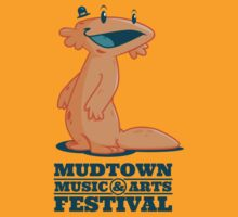 Mudtown Records - Mudtown Music & Arts Festival Muddy With Logo by MudtownRecords