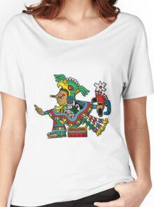 Xochiquetzalli Women's Relaxed Fit T-Shirt