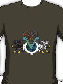 Ome Tochtli Xihuitl T-Shirt