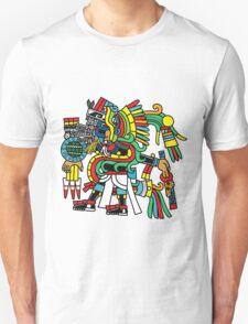 Ehecatl Quetzalocoatl Unisex T-Shirt