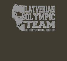 Latverian Olympic Team Unisex T-Shirt