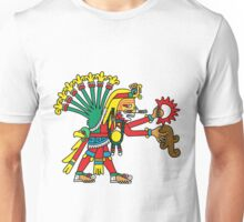 Chicome Xochitl Xochipilli Unisex T-Shirt