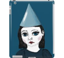 Lonely Girl has a party iPad Case/Skin