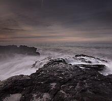 mystical waves by JorunnSjofn Gudlaugsdottir