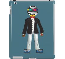 Retro Geek Chic iPad Case/Skin