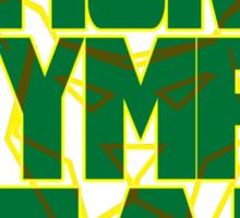 Zamunda Olympic Team Sticker