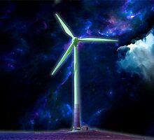 Windmill by Schyljuk