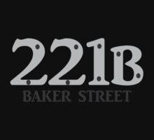 Sherlock - 221B Baker Street by Amanda Vontobel Photography