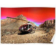 Canyon Chopper  Poster
