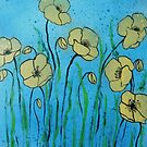 Yellow Poppies by George Hunter