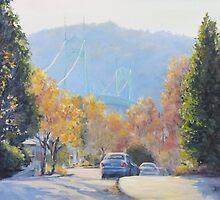 Heading Home by Karen Ilari