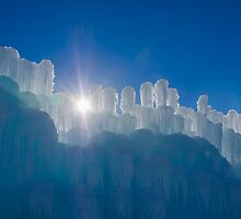 Sunset Castle  by Nicole  Markmann Nelson