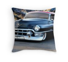 She Ain't Never Coming Back Throw Pillow