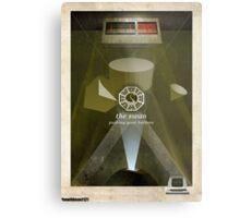 Lost Dharma Poster Metal Print