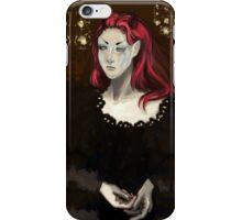 Painted Devil iPhone Case/Skin