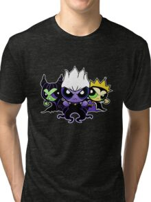 The Villainpuff Girls Tri-blend T-Shirt