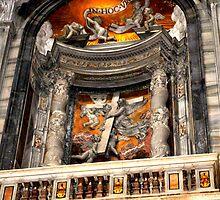 Saint Peter's -2 by Aurapro Designs