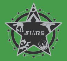 Geek All Stars Logo Kids Clothes