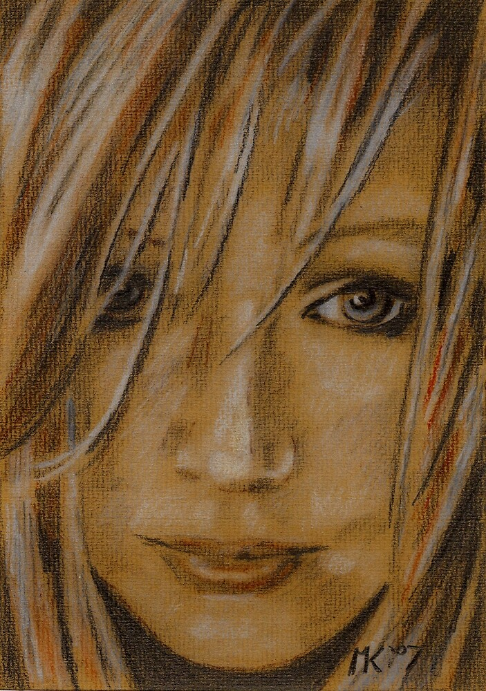 Beautiful Stranger by Martin Kirkwood