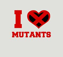I Heart / Love Mutants Unisex T-Shirt