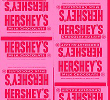Hershey's Milk Chocolate (Valentine's Day Edition) by PrinceRobbie