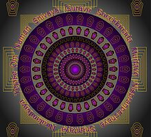 Om Namah Shivaya Gurave by Sarah Niebank