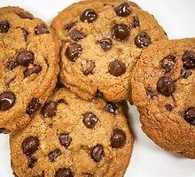 Chocolate Chip Cookies by Tara Brandau