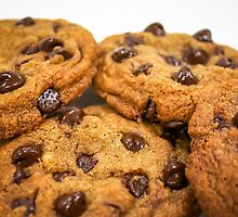 Chocolate Chip Cookies!! by Tara Brandau