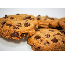 Chocolate Chip Cookies!!! Photographic Print