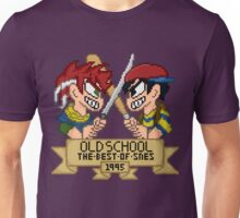 Old School SNES 1995 Unisex T-Shirt
