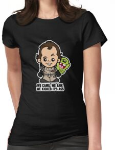 Lil Venkman Womens Fitted T-Shirt
