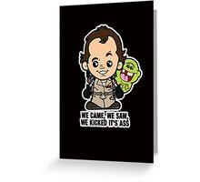 Lil Venkman Greeting Card