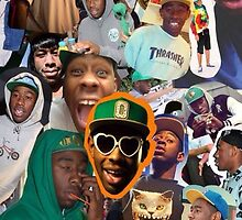 Tyler The Creator by biancababee