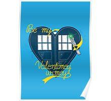 Be my Valentimey-wimey? Poster