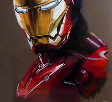 I Am Iron Man by GabeGault